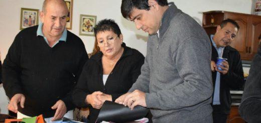 Losada gestionó 700 mil pesos para 23 emprendimientos locales