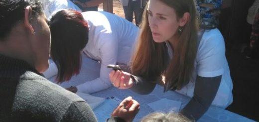 Eldorado: se entregaron silbatos para alertar en casos de violencia de género