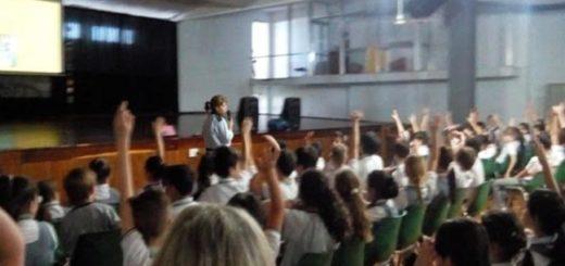 El municipio posadeño promueve la Educación Vial en las escuelas