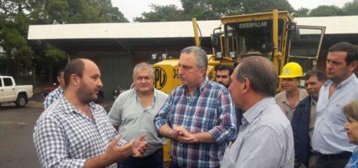 El gobernador Passalacqua afirmó que pedirá a la Nación que compre casas de madera hechas en Misiones