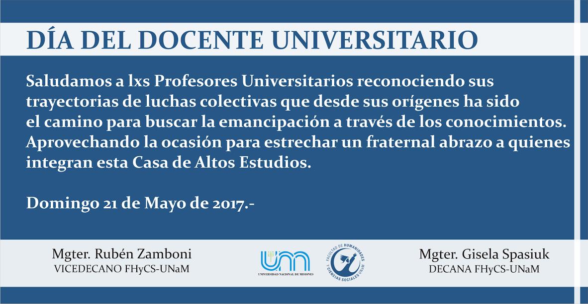 Mañana lunes habrá asueto en todas las unidades académicas de la UNAM por conmemorarse el Día del Docente Universitario