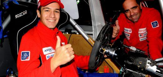"Rudi Bundziak fue ""Piloto Apadrinado"" en el Súper TC 2000"