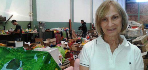 El Hospital de Juguetes de Misiones recibe donaciones para festejar el Día del Niño