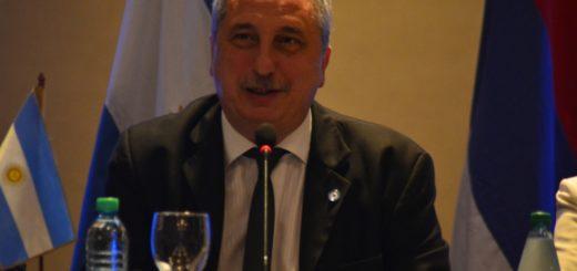 Passalacqua valoró la lucha unificada contra el narcotráfico y remarcó la necesidad de seguir esa senda