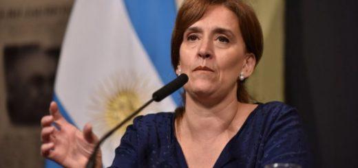 Gabriela Michetti llega a Corrientes donde tiene previsto cargada agenda