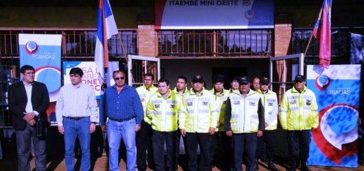 Losada confirmó la construcción de un eco punto limpio en el Vivero Municipal