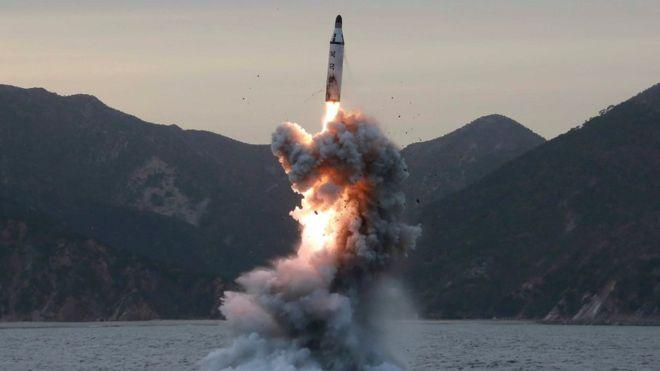 Corea del Norte amenaza a EE.UU con un ataque nuclear sobre su territorio