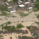 Continúa la inestabilidad en la región y se espera una jornada con abundante lluvia