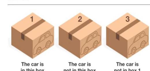 Desafío Viral: Un auto, tres cajas y un acertijo dificilísimo de resolver