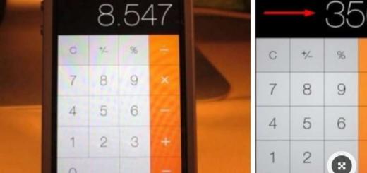 """El """"truco"""" oculto en la calculadora del iPhone que muchos no saben"""
