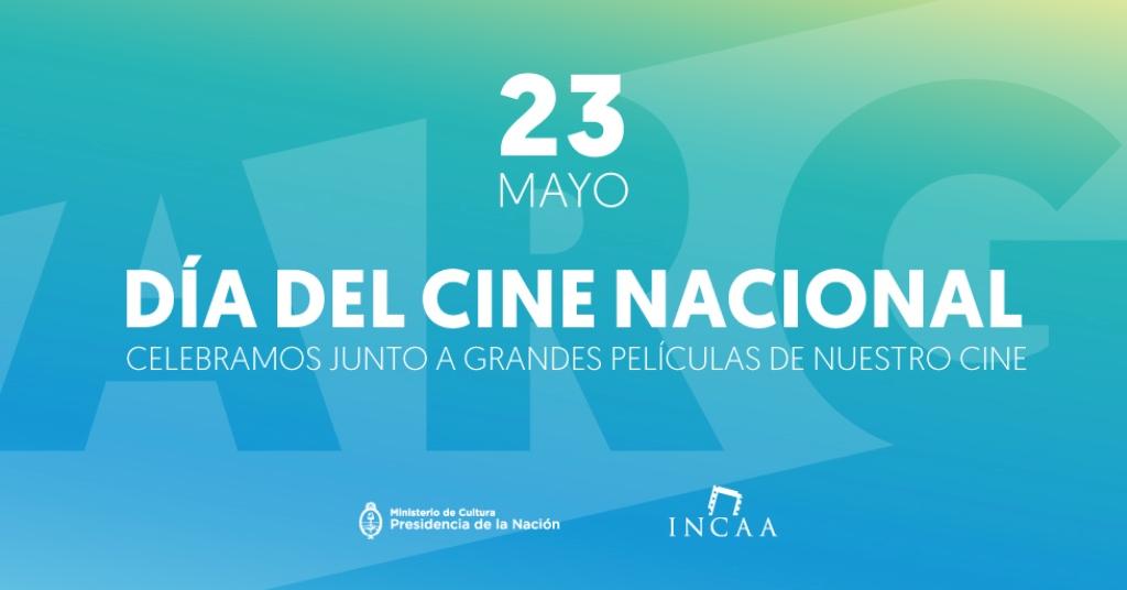Hoy se celebra el Día del Cine Nacional