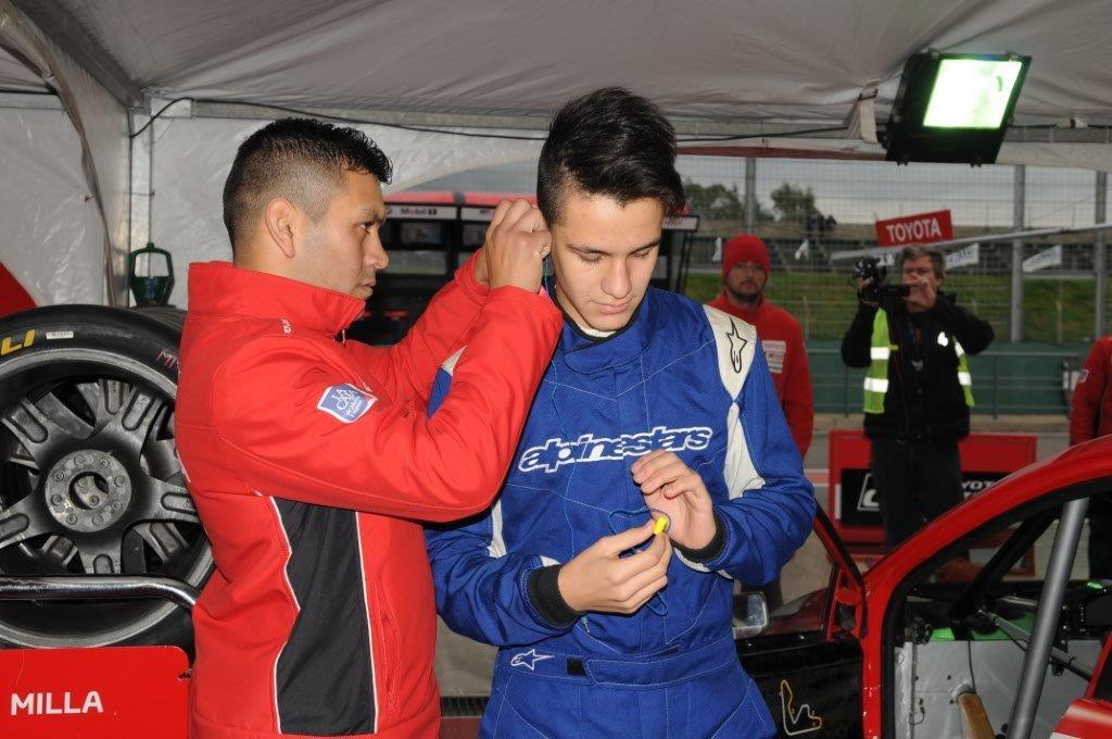 «Rudito» Bundziak cumplió su segunda prueba en el Súper TC 2000