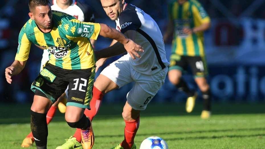 San Lorenzo perdió de local con Aldosivi y quedó lejos de Boca