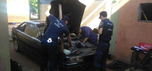 Investigan en Misiones el tráfico y adulteración de autos de alta gama robados