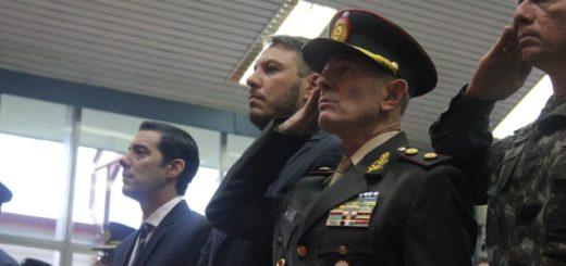 El Ejército Argentino conmemoró un nuevo aniversario de su creación
