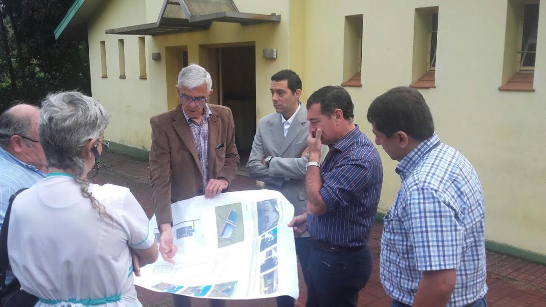 Avanzan las obras para trasladar a los internos inimputables de Loreto al Hospital Carrillo