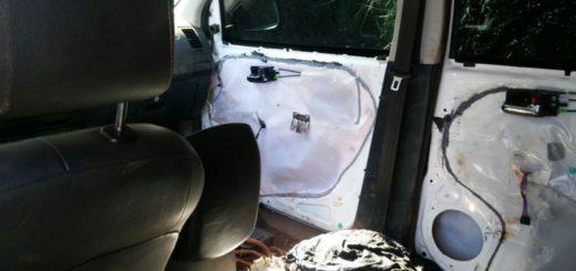 Contrabandista casi atropella a un grupo de policías y luego abandona su camioneta en Jardín
