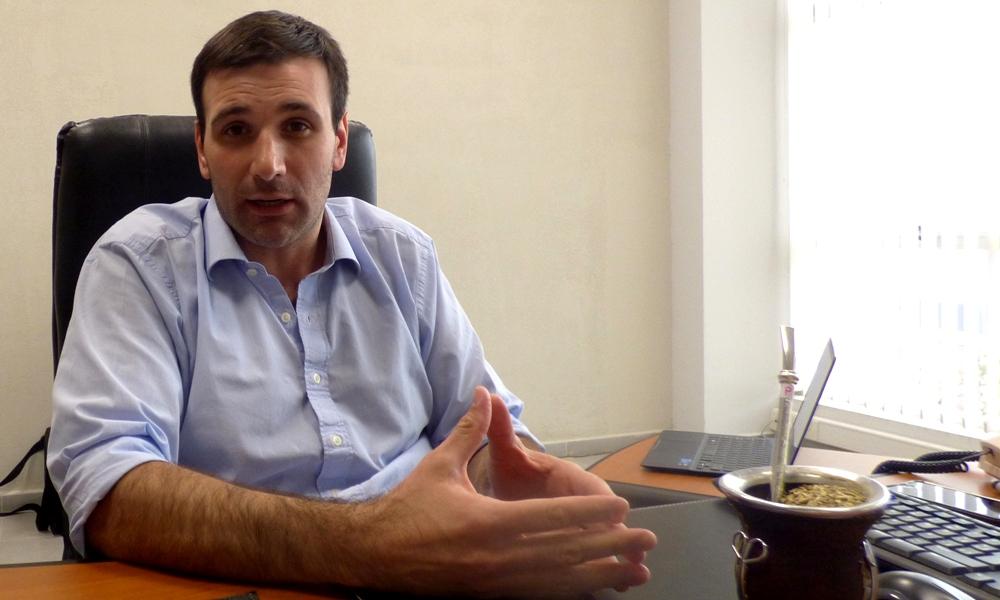 Pablo Ratti propone basar el desarrollo de Misiones en la generación de energía, el agregado de valor y la educación