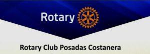 Rotary Club Posadas Costanera convoca a la comunidad a participar este sábado de la cena aniversario y remate solidario