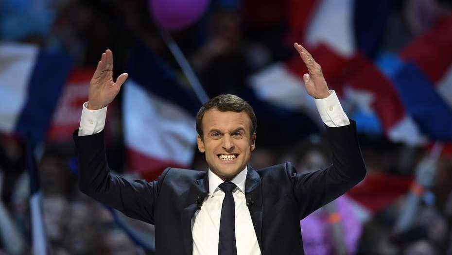 Macron venció a Le Pen y será el nuevo presidente de Francia