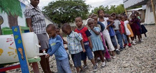 Organismos de Naciones Unidas piden reforzar sistemas de protección social de la infancia por vulnerabilidad ante desastres