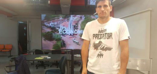 "Agustín Goñi: ""Somos conscientes de que podemos llegar a pelear el ascenso"""