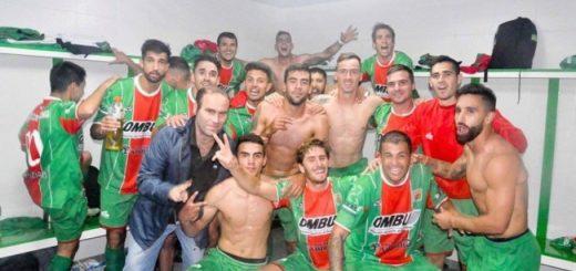 """El """"Chaucha"""" lo hizo y junto a Barinaga ascendió a Agropecuario a la B Nacional"""