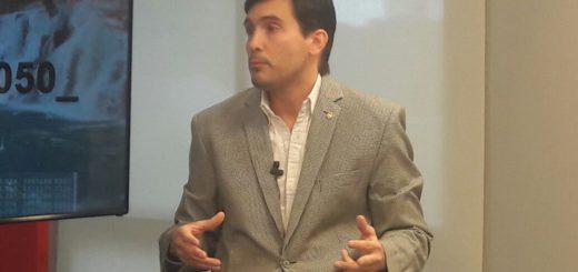 """Arjol: """"Nadie va venir de Nación a poner un candidato en la provincia"""""""