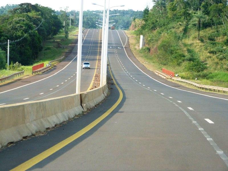 El intendente de Candelaria pidió a Frigerio cambios en el trazado de la autovía