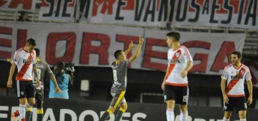 Independiente Medellín sorprendió a River en el Monumental por la Libertadores: 2 a 1