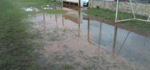 Liga Posadeña: por las lluvias, sólo se jugará el partido entre El Brete y La Picada