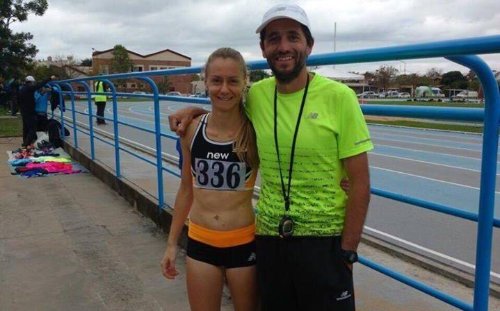 Atletismo: Chiara Mainetti se consagró subcampeona Nacional en Chaco