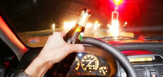 Detuvieron a un hombre que conducía un vehículo al borde del coma alcohólico en Posadas