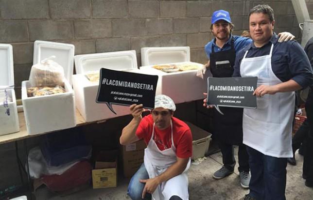 En la Argentina se desperdicia un kilo de comida per cápita