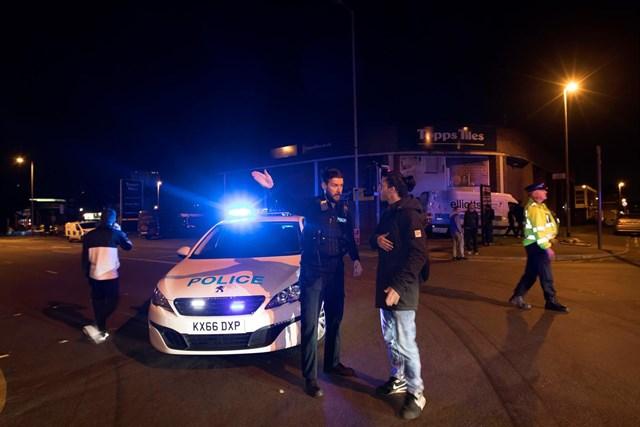Detenido un hombre en relación con el atentado tras el recital de Ariana Grande en Reino Unido