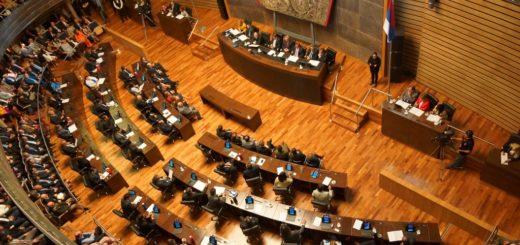 El Ejecutivo pidió acuerdo de la Legislatura para la designación de dos jueces