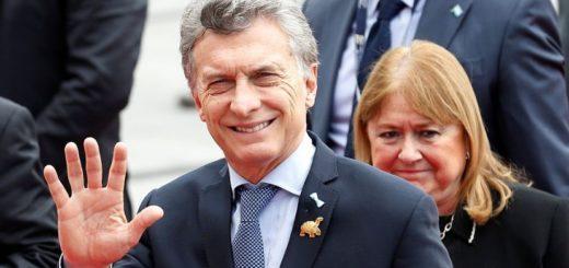 El presidente Macri visita Corrientes
