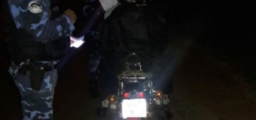 Detienen a un motociclista en Posadas que conducía al borde del coma alcohólico