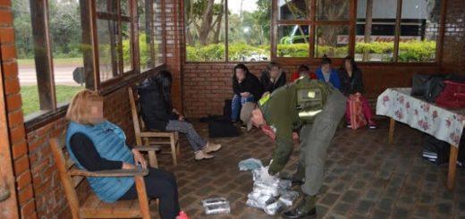 La Cámara Federal de Posadas le rechazó la prisión domiciliaria a tres mujeres presas por narcotráfico