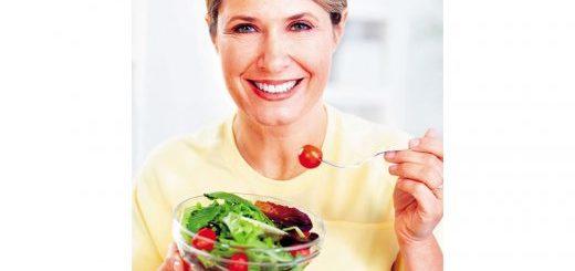 Consejos nutricionales para la alimentación durante la menopausia