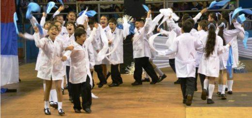 Eldorado: con gran cantidad de público se realizó el Encuentro de Nuestro Pericón Nacional
