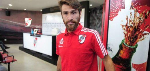 """Ponzio: """"Los Superclásicos me marcaron mucho, pero no me afecta volver a la Bombonera"""""""