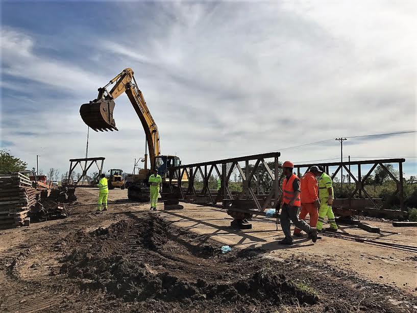 Mañana quedaría habilitado el tramo interrumpido por la caída de un puente entre Posadas y Corrientes