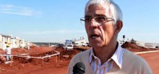 """Santiago Ros: """"El mayor problema para construir viviendas es la falta de lotes con infraestructura"""""""