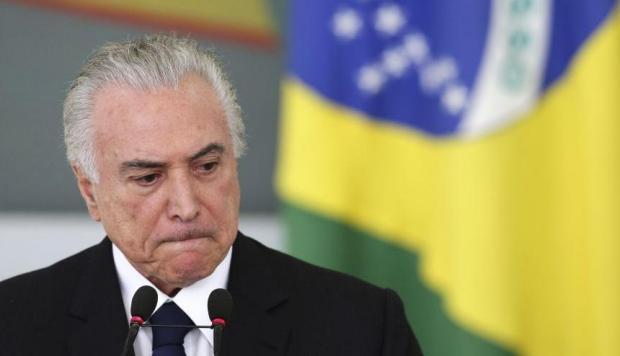 Brasil: Jefes militares se reunieron con Temer y afirmaron respeto por la Constitución