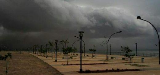 Advertencia por lluvias y tormentas fuertes en el centro y sur de Misiones