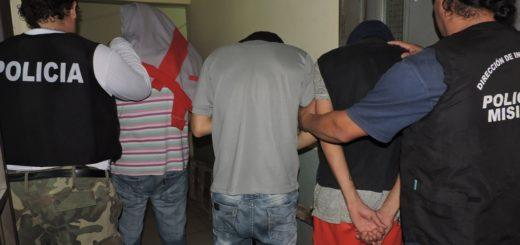 Son tres los detenidos por el asalto de motochorros a la anciana de 76 años en Posadas