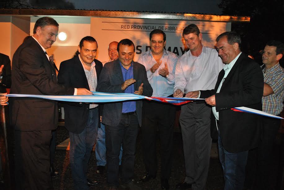 Marandú Comunicaciones extiende la Red Provincial de Fibra Óptica hasta Dos de Mayo