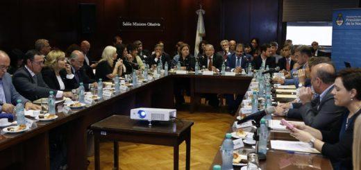 Ministros de Salud analizaron la situación sanitaria a nivel país