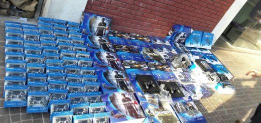 Iguazú: La Federal secuestró mercadería ilegal por más de 240 mil pesos
